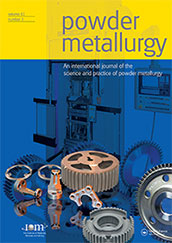 Powder Metallurgy Journal