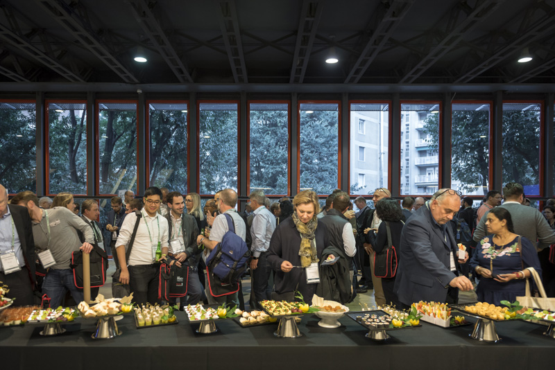 Euro PM2017 Welcome Reception